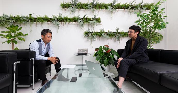 【No.01】株式会社不動マネジメント AKIO OWADA × notio