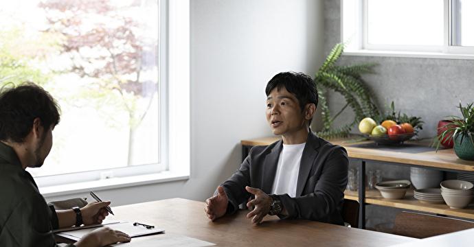 【No.01】倉敷ハウジング株式会社 MASASHI YOSHIYAMA × UNIIDEO